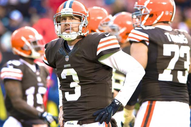 Does Brandon Weeden Have a Future in the NFL?