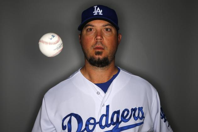 Josh Beckett Sprained Thumb in Some Doors, Carries on Tradition of MLB Injuries