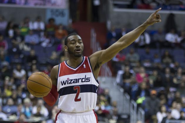 John Wall Fined After Rough Night Versus Charlotte Bobcats