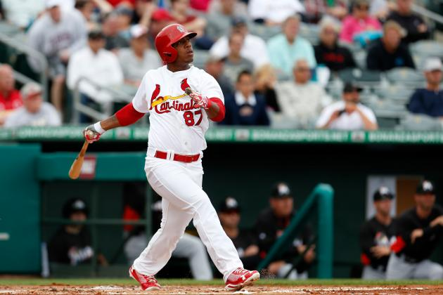 Cardinals Send Stud Prospect Oscar Taveras to the Minors