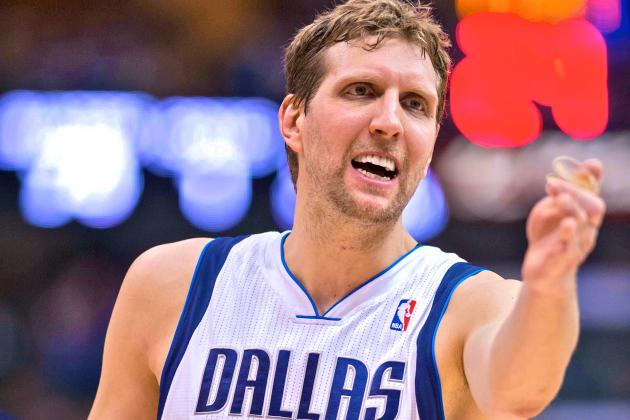 Dirk Nowitzki's March Toward History Has Just a Few More Steps