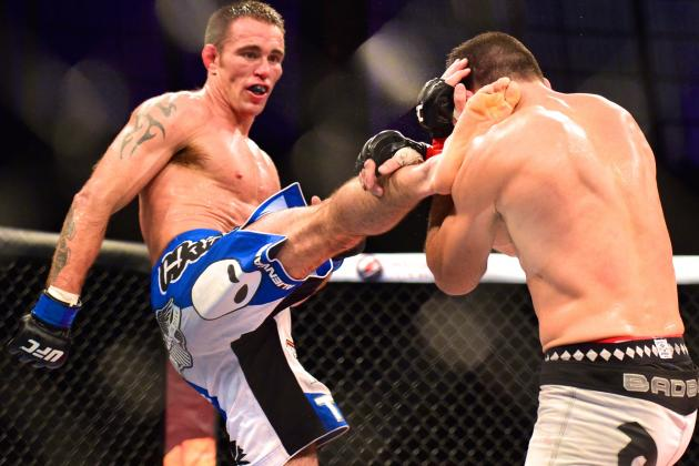 UFC 171: Elite Jake Shields Still Under the Title Radar