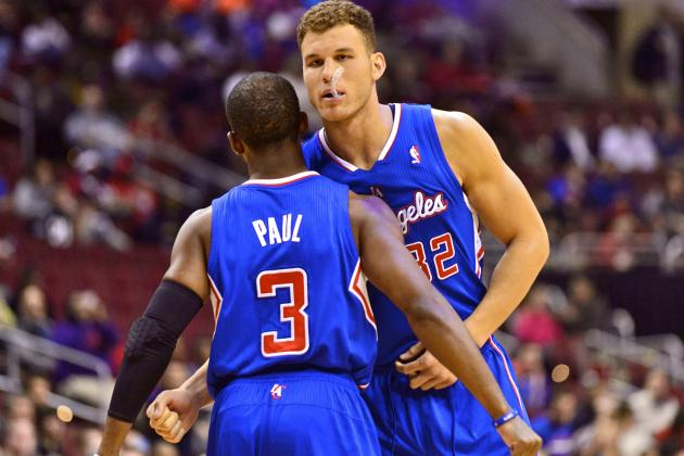Chris Paul Has Adjusted to the New Blake Griffin as LA Clippers Surge