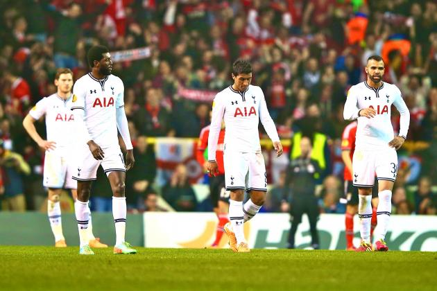 Tottenham Hotspur vs. Benfica: Score, Grades and Post-Match Reaction