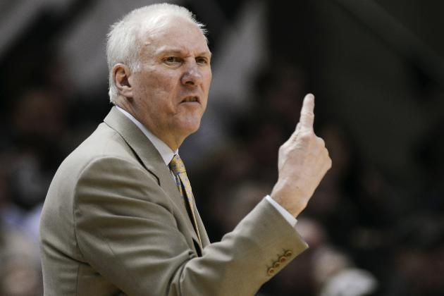 Gregg Popovich's Latest Sage Advice Is Both Concise and Priceless