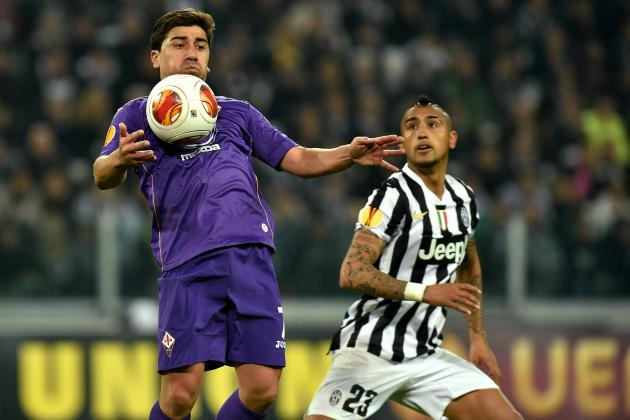 Juventus vs. Fiorentina: Live Player Ratings