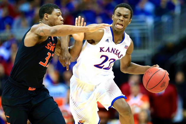 Kansas vs Oklahoma State: Score, Grades and Analysis from Big 12 Tournament 2014