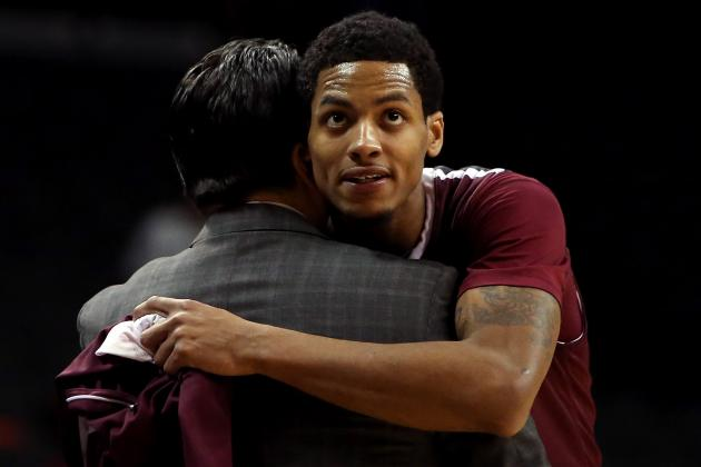 Branden Frazier's Fordham Career Comes to an End, but Legacy Will Live on