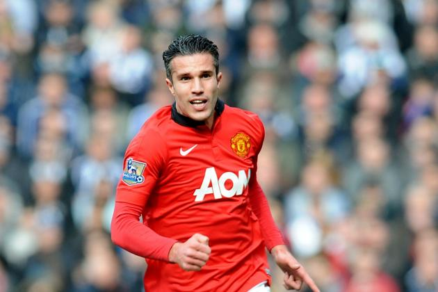 Robin Van Persie Happy to Stay at Manchester United, David Moyes Eyes New Deal