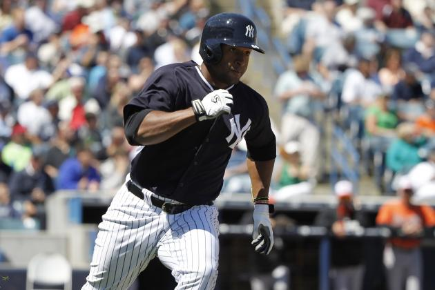 Zoilo Almonte Scouting Report: Meet New York Yankees' Newest Hyped Prospect