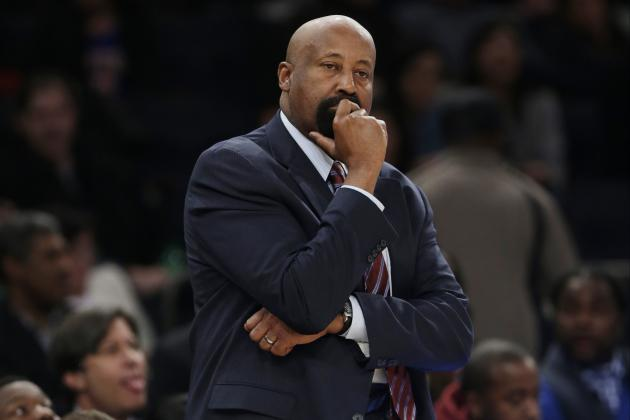 Mike Woodson Admits Phil Jackson Would 'Enhance' New York Knicks' Front Office