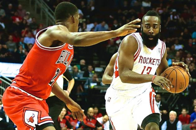 Houston Rockets vs. Chicago Bulls: Live Score and Analysis