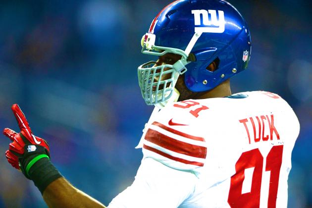 Oakland Raiders Finally Make Much-Needed Free-Agent Splash Signing Justin Tuck