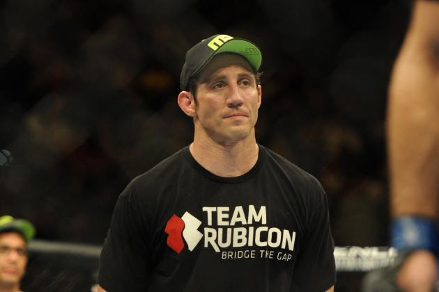 Tim Kennedy: I Don't Respect Michael Bisping, He's a Loudmouth