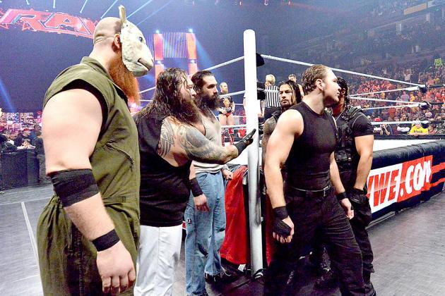 The Shield and the Wyatt Family's Promising Feud Ended Far Too Soon