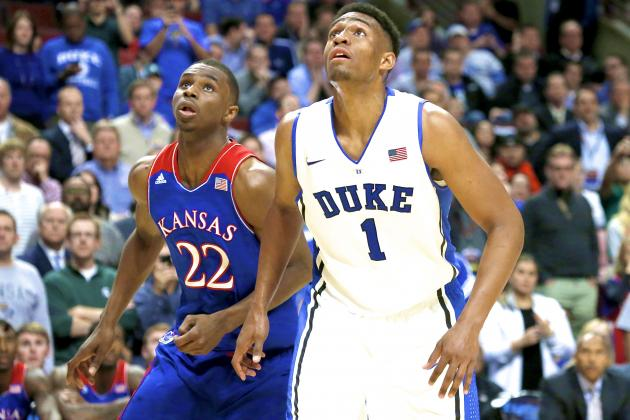 NBA Draft Notebook: Can Andrew Wiggins or Jabari Parker Reclaim No. 1 Spot?