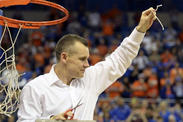 Billy Donovan Discusses NCAA Tournament with Rachel Nichols on CNN's 'Unguarded'