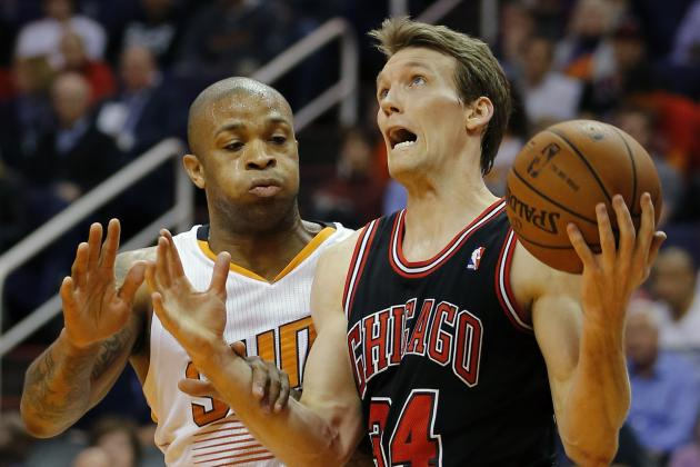 Mike Dunleavy Injury: Updates on Bulls Forward's Eye Laceration and Return