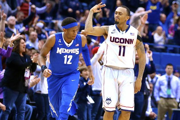 Memphis vs. UConn: Live Score, Highlights and Reaction