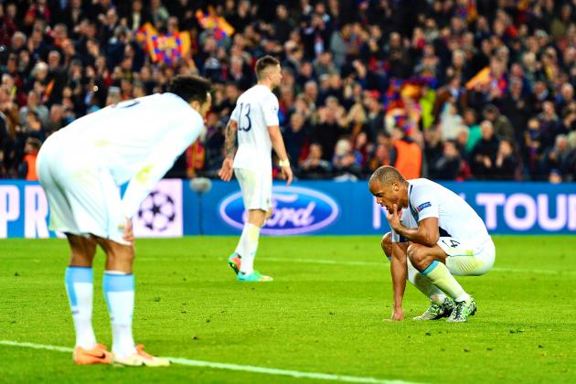 Manchester City Must Take Positives From Barcelona Match into League Campaign