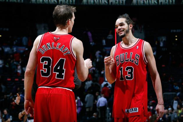 Joakim Noah Says Mike Dunleavy Is 'Finally Giving Duke Some Credibility'