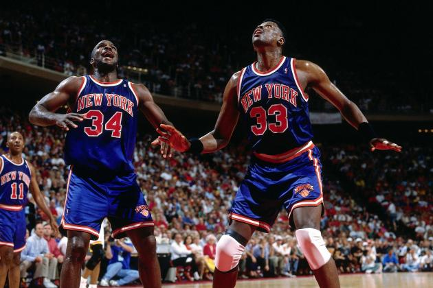 Hiring '90s Knicks Should Be Part of Phil Jackson's Solution to New York's Woes