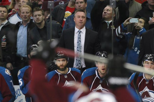 Patrick Roy Impressed by 'Crazy' Chicago Fandom