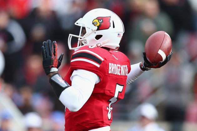 2014 NFL Draft: What Twitter Is Saying About Teddy Bridgewater