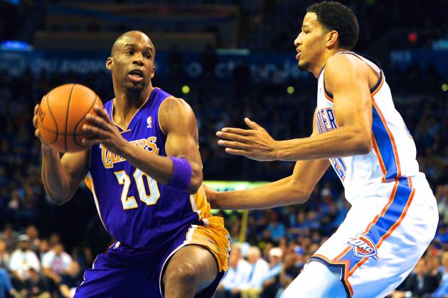 Los Angeles Lakers vs. Oklahoma City Thunder: Live Score and Analysis