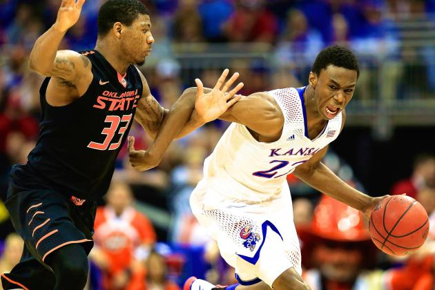 Andrew Wiggins Finally Earns Marcus Smart's Respect at 2014 Big 12 Tournament