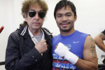 Odd Couple: Bob Dylan and Pacquiao