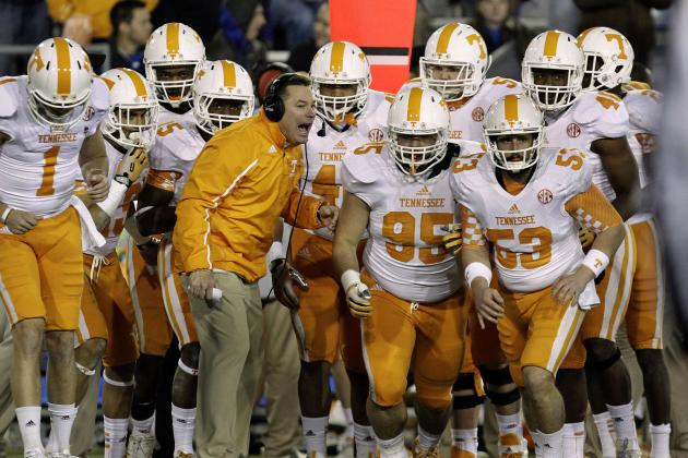 Tennessee Football: Week 1 Spring Practice Stock Report