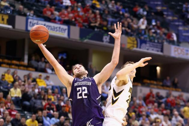 No. 11 Seed Northwestern Upsets Iowa, 67-62
