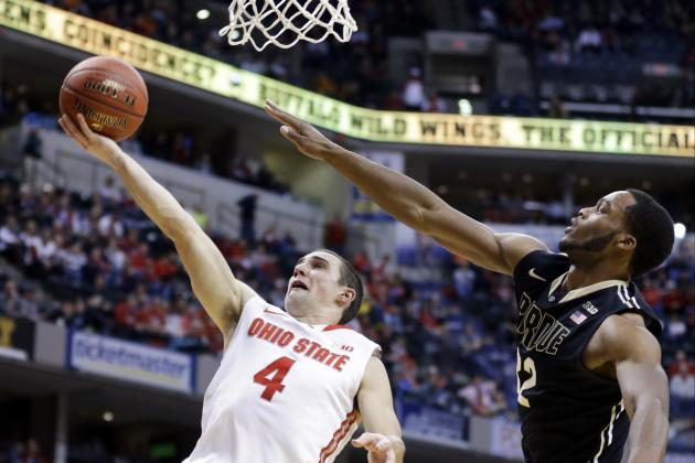 Big Ten Tournament 2014: Day 2 Schedule, Live Stream Info and Bracket Prediction