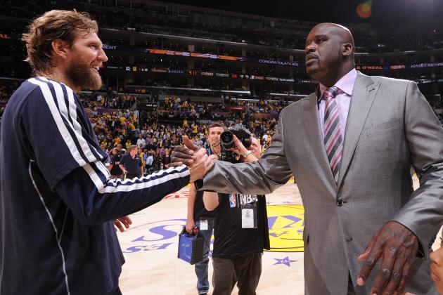 Did Shaq Claim Dirk Was Most Overrated?