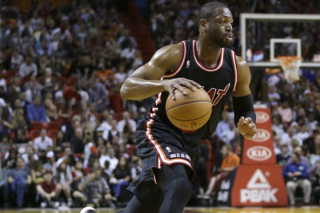 The Dwyane Wade Reinvention Project: Star Talks Injuries, Evolution of His Game