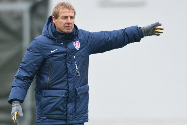 Klinsmann Gives Updates on Standing of Dempsey, Altidore, Green