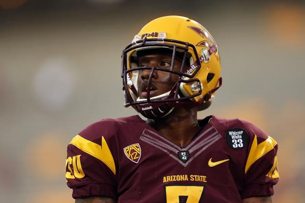 Departing Sun Devil WR Visiting Boise