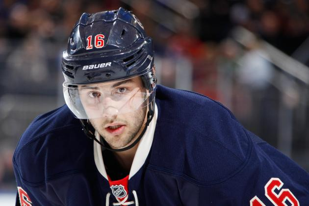 How Derick Brassard Has Shown Promise Under Alain Vigneault During in 2013-14