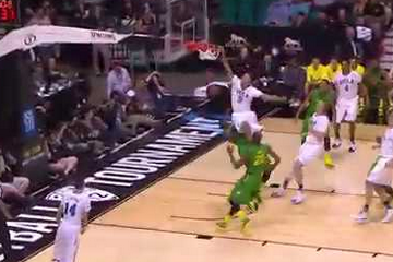 POSTERIZED: Kyle Anderson Says 'I Can Jump, Too!'