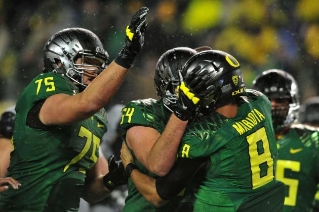 Oregon Football: Ducks Offense Evolves with Personnel