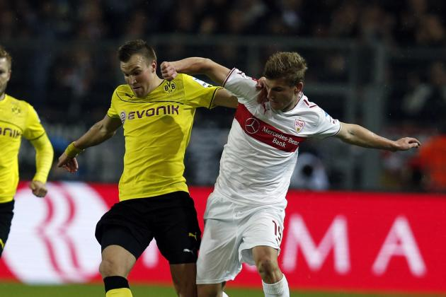 Ranking the 6 Best Young German Strikers Set to Break Through