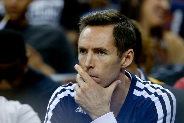 What Role Can Steve Nash Play for LA Lakers in Final Season?