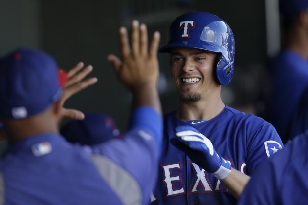 Texas Rangers: Breakout Performances from First 2 Weeks of Spring Training