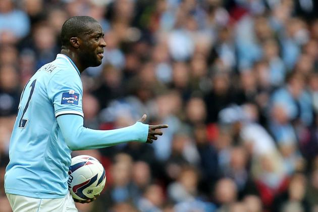 Yaya Toure Slams Jose Mourinho and Mocks Chelsea Boss' Real Madrid Reign
