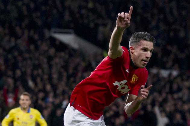 Manchester United Transfer News: Robin Van Persie Makes Striker Deal Unlikely