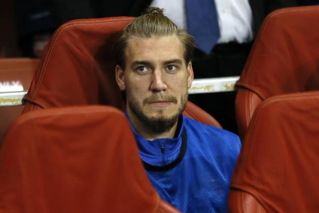 Nicklas Bendtner to Be Fined by Arsene Wenger for Alleged Drunken Taxi Fight