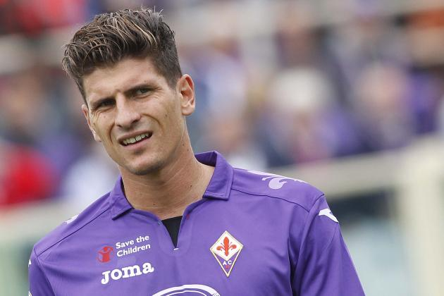 Juventus 1-1 Fiorentina: Perfect Timing for Mario Gomez's Return?
