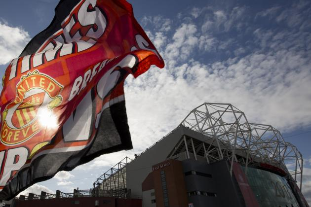 Manchester United Must Put a Dent in Liverpool's Title Hopes This Weekend