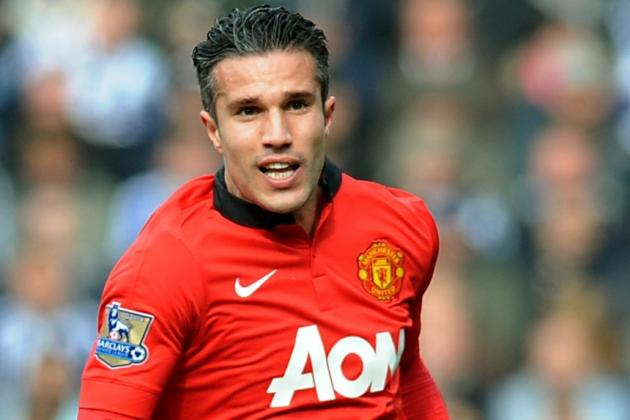 Robin Van Persie Commits Future to Manchester United
